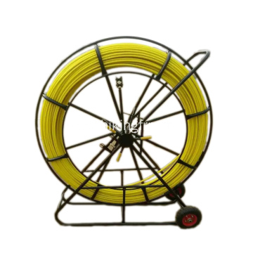 Traceable Fiberglass Duct Rodder